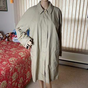 Vintage Ralph Lauren 100% cotton Trench Coat L